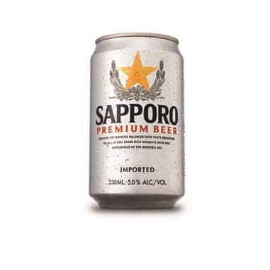 BEER SAPPORO